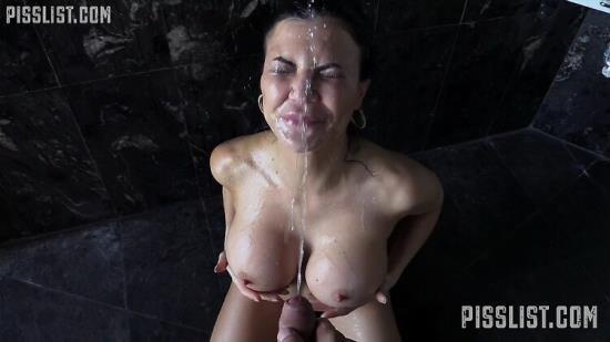 PissList/Montycashuncut - Jasmine Jae - BJ Cum Swallow (HD/720p/1.35 GB)