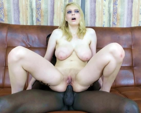 AnalVids, LegalPorno - Cielle Lesage - Black Guy Fucked New Blonde Girl In The Ass (Wet) GS014 (HD/2.20 GB)