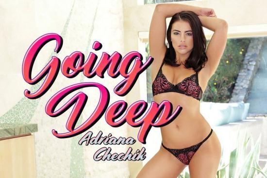 BaDoinkVR - Adriana Chechick - Going Deep (HD/960p/1.50 GB)
