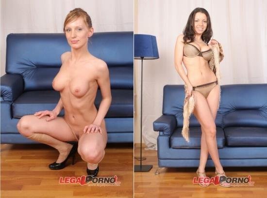 LegalPorno/Sineplex - Olga Barz, Christina Shmidt - Rim My Gape (HD/720p/1.55 GB)