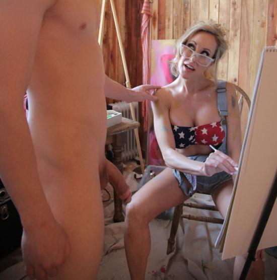 PornFidelity - Brandi Love - Making a Masterpiece (FullHD/1080p/1.92 GB)