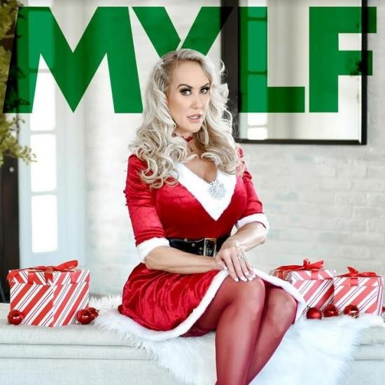 MYLF/Milfty - Brandi Love - Spitroasting Misses Clause (HD/720p/1.29 GB)