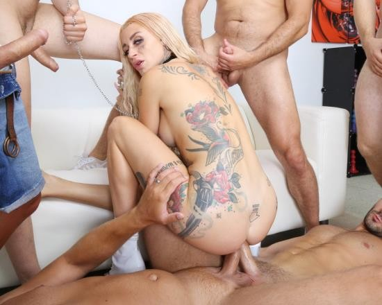 AnalVids, LegalPorno - Sasha Beart - Sasha Beart Is Unbreakable 2 Wet, 8 On 1, DAP, Rough Sex, Gapes, ButtRose, Pee Drink, Squirt Drink, Cum In Mouth GIO1914 (SD/1.18 GB)