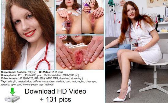 ExposedNurses - Anabella - Anabella (19 years girls) (HD/720p/649 MB)