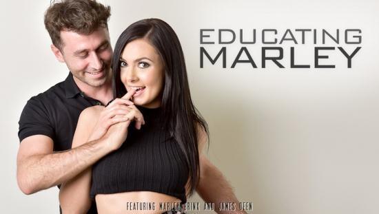 EroticaX - Marley Brinx - Educating Marley (FullHD/1080p/1.52 GB)