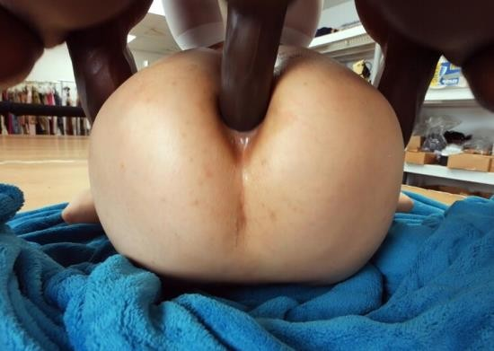 FuckySucky - Milcah Halili - Tailoring This Dick To Fit In That Ass (FullHD/1080p/3.30 GB)