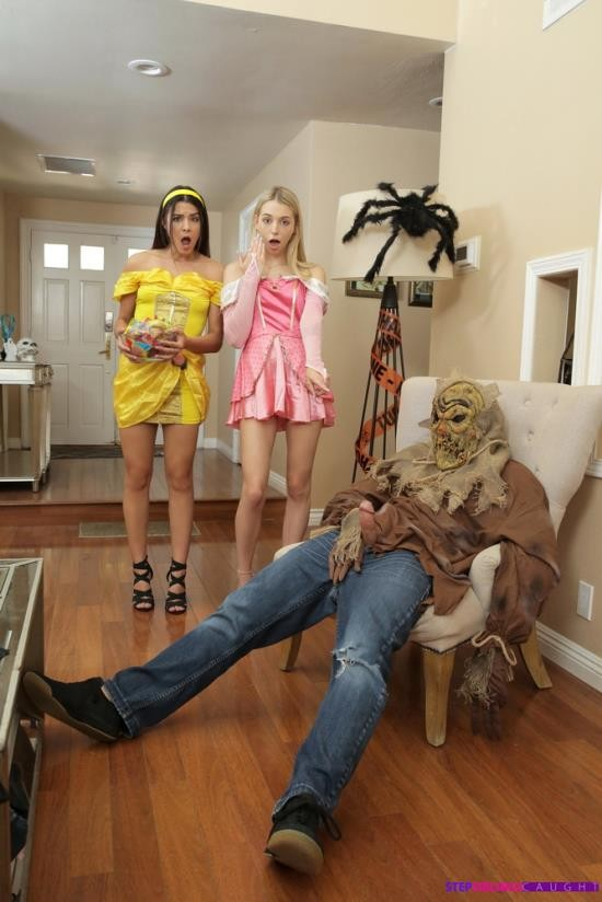 StepSiblingsCaught/Nubiles-Porn - Kylie Rocket, Lily Larimar - Step Brothers Trick And Treat (FullHD/1080p/2.51 GB)