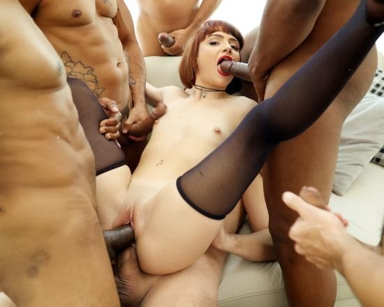 AnalVids, LegalPorno - Candy Crush - Candy Crush Gangbanged By 6 Guys With Double Penetration YE138 (HD/2.00 GB)