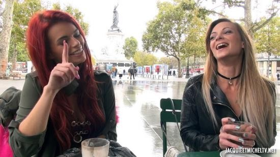 JacquieEtMichelTV/Indecentes-Voisines - Tiffany, Lily - Sensuelle initiation pour Lily, 19ans... (FullHD/1080p/1.33 GB)