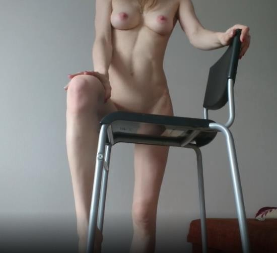 Porn - realdaddysangel - Strange Stranger Sex Ep. 6 Chair Dildo Fuck Vape and Shaking Orgasm (UltraHD 4K/2160p/1.12 GB)