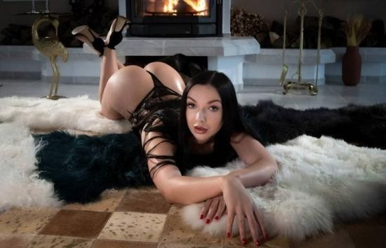 LoveHerAss/Deviante - Lady Gang - Romantic Anal by the Fire Place (FullHD/1080p/567 MB)