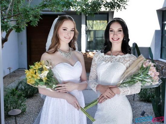 DaughterSwap/TeamSkeet - Jazmin Luv, Hazel Moore - An Orgy Before The Wedding (FullHD/1080p/2.31 GB)