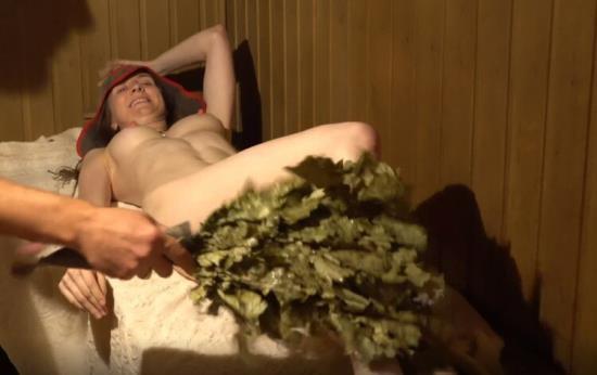 Porn - realdaddysangel - Russian Sauna Fun with LisichkaMila very Hot Sweaty Fuck and Cum in Mouth (UltraHD 2K/2158p/606 MB)