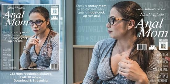Mature.nl - Ninel Mojado (30) - Hot mom Ninel Mojado loves anal sex by a huge cock (HD/1060p/1.44 GB)