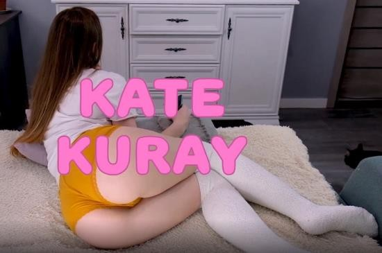 Porn - Kate Kuray - SQUIRT and CREAMPIE from the Kate Kuray model (UltraHD 4K/2160p/723 MB)