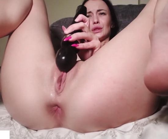 VictoriaromX - AMG-69 (aka victoriarom) - Tattooed Girl Play Pussy and Ass Vibrator  Hot Solo (FullHD/1080p/343 MB)