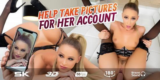 RealJamVR - Emma Hix - Posing Hottie Emma Hix (UltraHD 4K/2160p/4.19 GB)