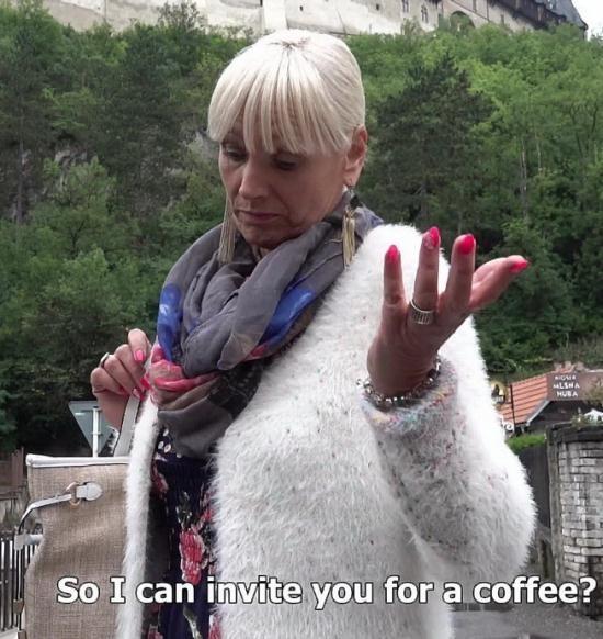 CzechStreets/CzechAV - Daniela - Tour-guide from Karlstejn (FullHD/1080p/544 MB)