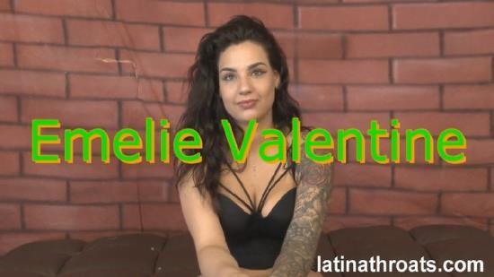 LatinaThroats/LatinaAbuse - Emelie Valentine - Hardcore (HD/720p/1001 MB)