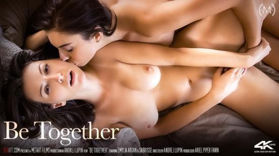 SexArt/MetArt - Emylia Argan, Sabrisse A - Be Together (FullHD/1080p/989 MB)