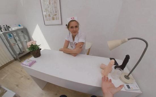 perVRt - Stacy Cruz - Nurse, Please Help me Get Hard! (UltraHD/4K/2880p/2.78 GB)