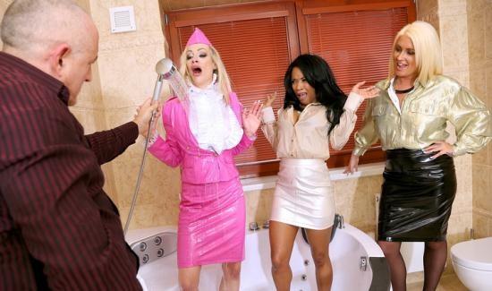 PervyOnes/SinDrive - Kiki Minaj, Chessie Kay, Krystal Niles - Get The Fuck Into These Witchy Bitches!!! Soak Them, Nail Them, Cum On Them!!! The UK Fuck Doll Clash! (FullHD/1080p/1.49 GB)