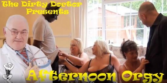 Dirtydoctorsvideos - Busty Kim, Lexie Cummings, Miss Gina George - Afternoon Orgy (FullHD/1080p/1.26 GB)