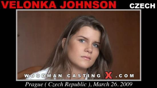 Woodmancastingx - Velonka Johnson - Casting (HD/720p/950 MB)