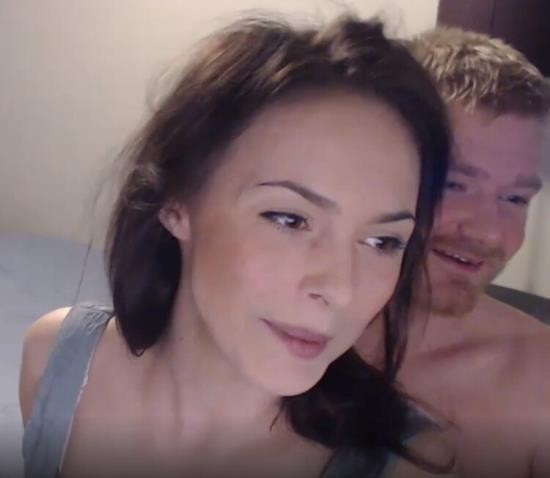 Chaturbate - 2justmarried - Part 4 (FullHD/1080p/1.53 GB)