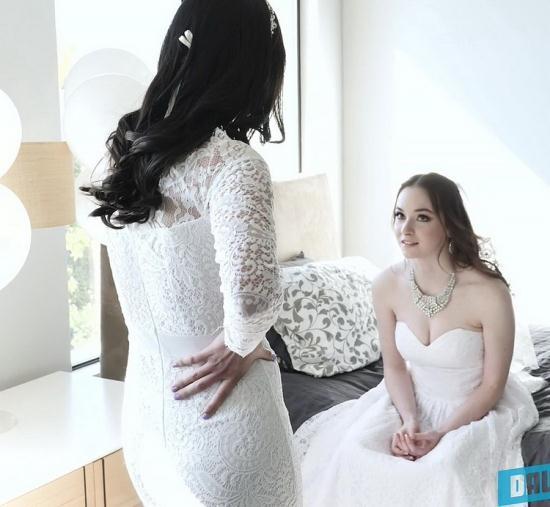 DaughterSwap/TeamSkeet - Jazmin Luv, Hazel Moore - An Orgy Before The Wedding (FullHD/1080p/1.82 GB)