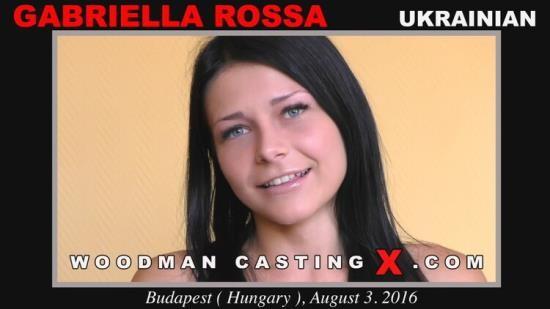 WoodmanCastingX - Gabriella Rossa - Casting X 8895 (HD/720p/1.15 GB)