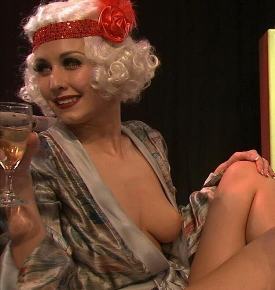 Magmafilm - Angel Dark, Julie Silver, Kristi Klenot - Cabaret Berlin (FullHD/1080p/2.17 GB)