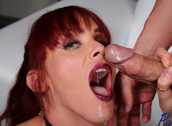 Pure-TS - Staci Miguire, Christian - Dominatrix Staci Wants to Be Fucked Hard After a Session (HD/720p/1.05 GB)