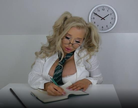 ManyVids - Amanda Toy - Hogwarts Is Now the Sch00l Of Anal (FullHD/1080p/2.23 GB)