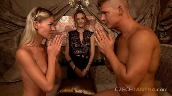 CzechTantra/Czechav - Belle Claire and Claudia Macc - Tantric couple ritual/Tantricky parovy obrad (UltraHD 4K/2160p/2.79 GB)