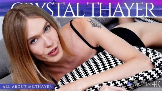IKillItTS/Trans500 - Crystal Thyer - All About Ms.Thayer (HD/720p/1.39 GB)