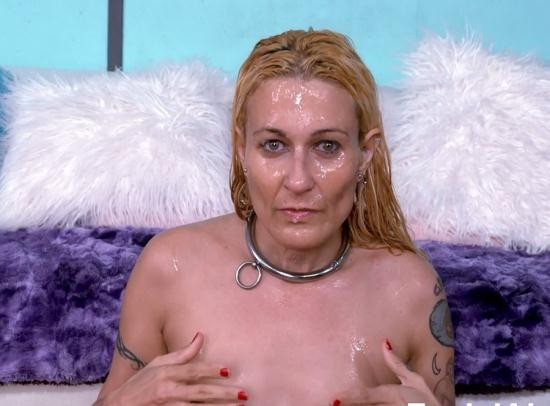 FacialAbuse/FaceFucking - Cindy Crawford - Mastered Mommy (FullHD/1080p/3.21 GB)