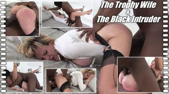 Lady-Sonia - Lady Sonia - The trophy wife and the black intruder bareback (HD/720p/1.01 GB)