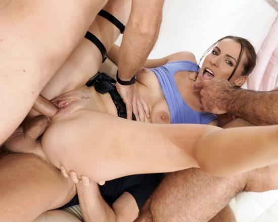 AnalVids, LegalPorno - Victoria Daniels - Dick Rider Victoria Daniels 3 On 1 BDSM DP Piss PEE Deepthroat Bondage Facial Cumshot NF126 (HD/1.96 GB)