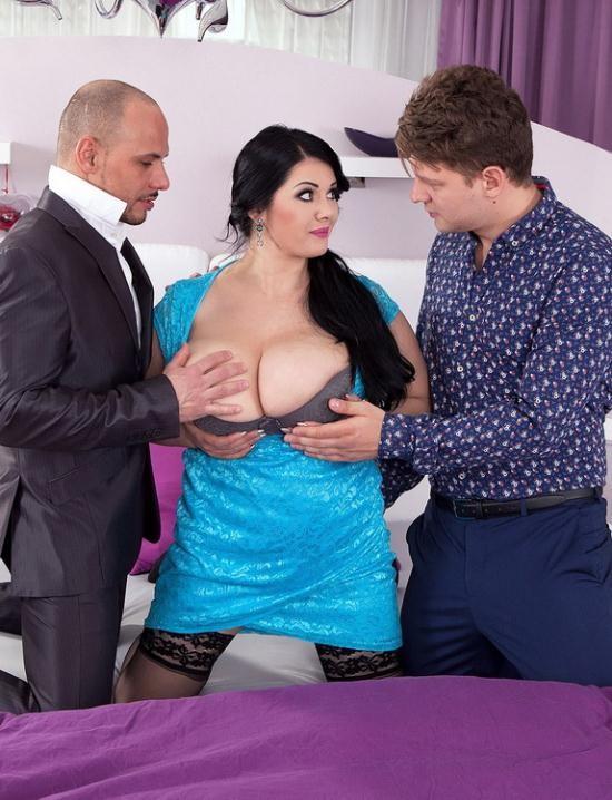 ScoreHD (PornMegaLoad)/Scoreland - Natasha Sweet - Natasha Sweet's Big-Tit Orgy (FullHD/1080p/1.35 GB)