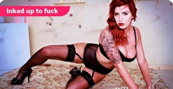 TattooedFuckSluts/KillerGram - Yuffie Yulan - Inked Up to Fuck (HD/720p/552 MB)