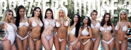 ZZSeries/Brazzers - Aaliyah Hadid, Ashley Adams, Bridgette B, Gina Valentina, Lena Paul, Nicolette Shea - Brazzers House 3: Episode 1 (HD/720p/2.05 GB)