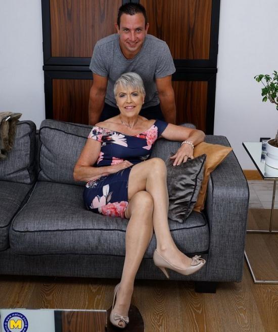 Mature.nl/Mature.eu - Lady Sextasy (EU) (65) - British mature lady fucking and sucking (FullHD/1080p/1.90 GB)