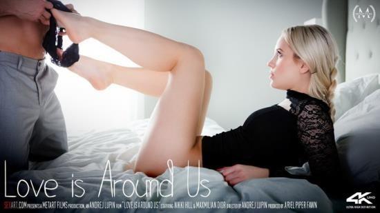 SexArt/MetArt - Nikki Hill - Love Is Around Us (FullHD/1080p/1.33 GB)