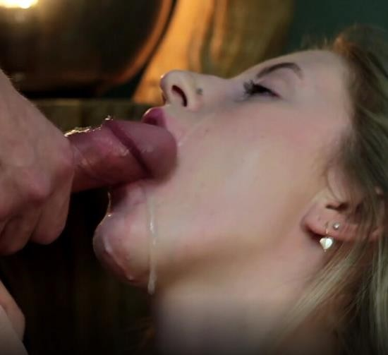 OnlyFans - ivyTVi - Close up of his cock in my lipstick cum in mouth (UltraHD 4K/2160p/1.03 GB)