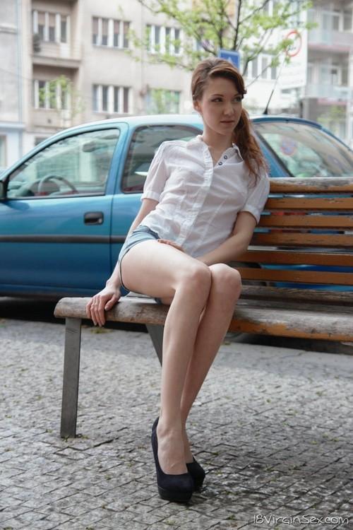 18VirginSex - Kristina (AKA: Adriane, Adrianna Gold, adrianne, Adrianne B, Elly) - Kristina (FullHD/1080p/1.56 GB)