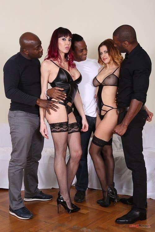 LegalPorno - Sofia, Billie Star - Sofia, Billie Star  those hot sluts love anal sex with big black cocks IV064 (HD/720p/2.10 GB)