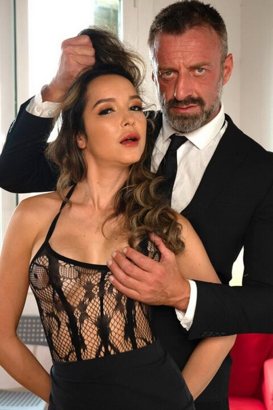 PascalsSubSluts - Francys Belle - Pussy and cream (FullHD/1080p/1.70 GB)