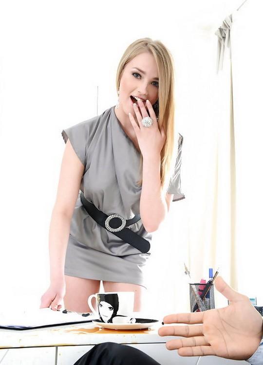 Handsonhardcore - Milana Fox - Her Oral Apology (FullHD/1080p/1.35 GB)