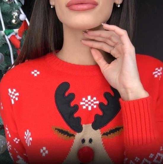 OnlyFans - Fiamurr - Santa Girl got an Orgasm for Christmas - I want a Hard Dick (UltraHD 4K/2160p/1.12 GB)